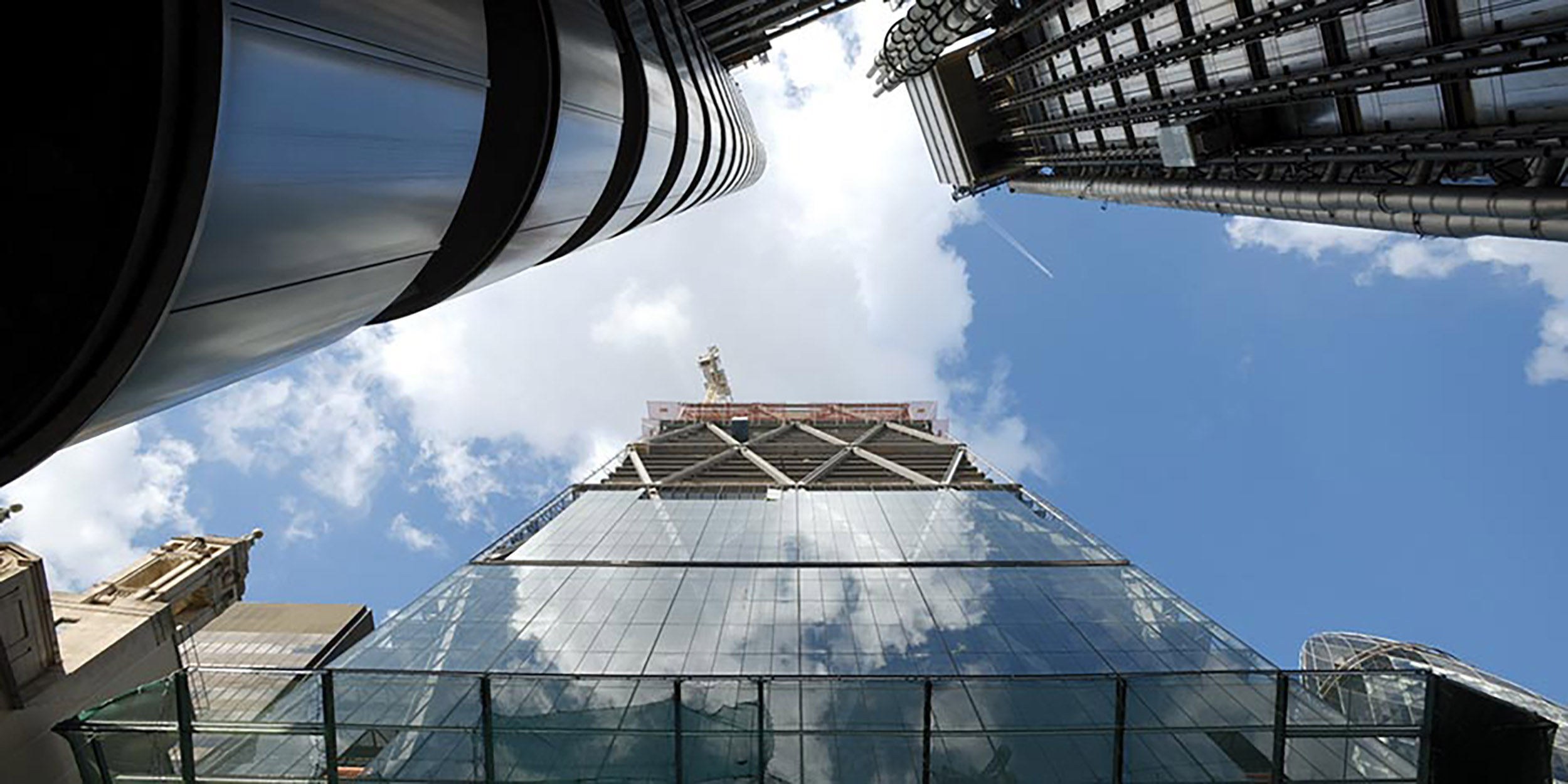 Making The Leadenhall Timelapse