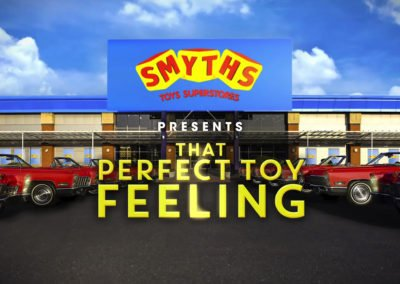 Smyths – Perfect Toy Feeling