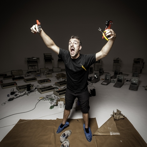 Chris Cairns by Dan Lowe