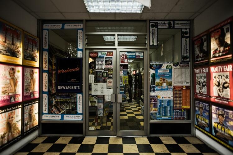 City Road Mini Market by Dan Lowe