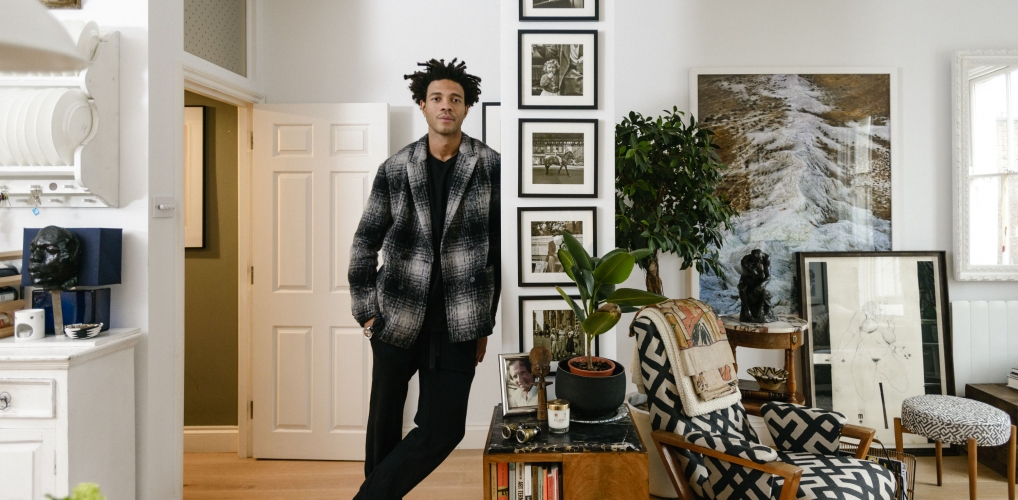 Charlie Casely-Hayford by Dan Lowe for Habitat Voyeur campaign