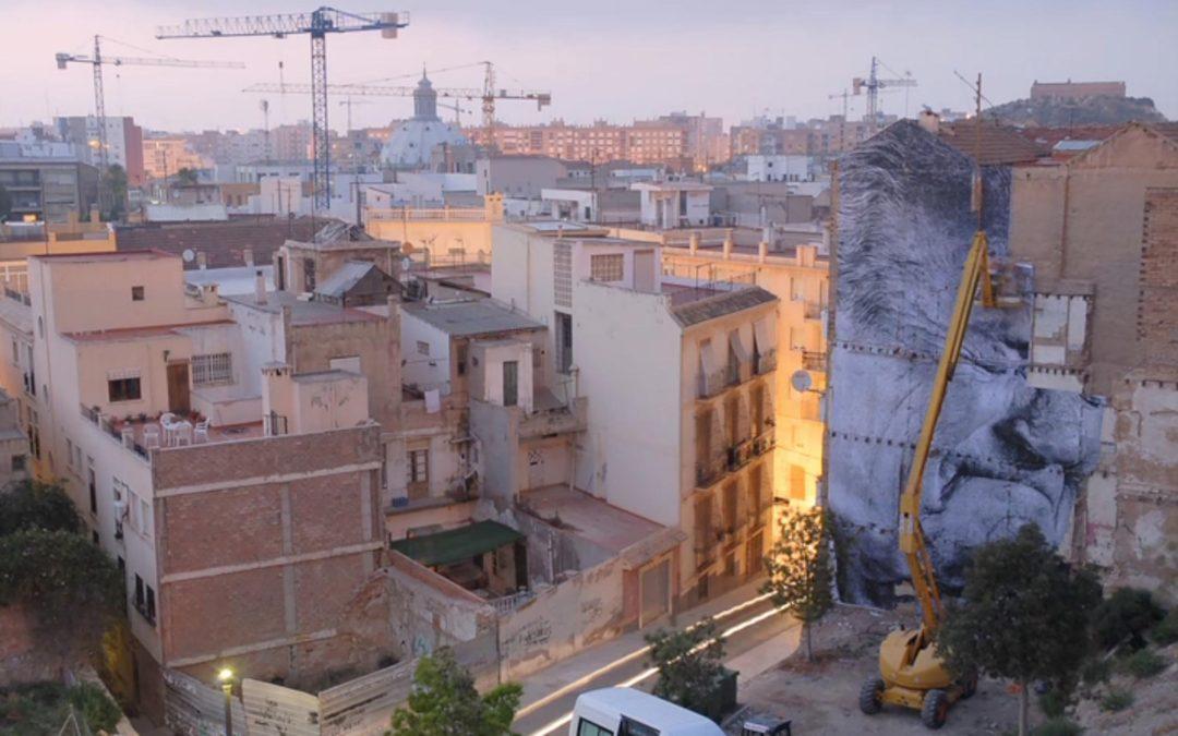 JR 'Los Surcos de la Ciudad' Cartagena