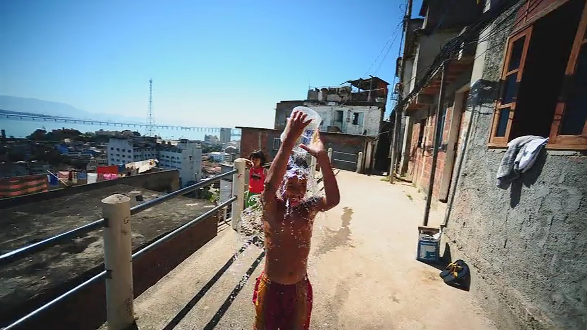 JR 'Women Are Heroes' Rio de Janeiro