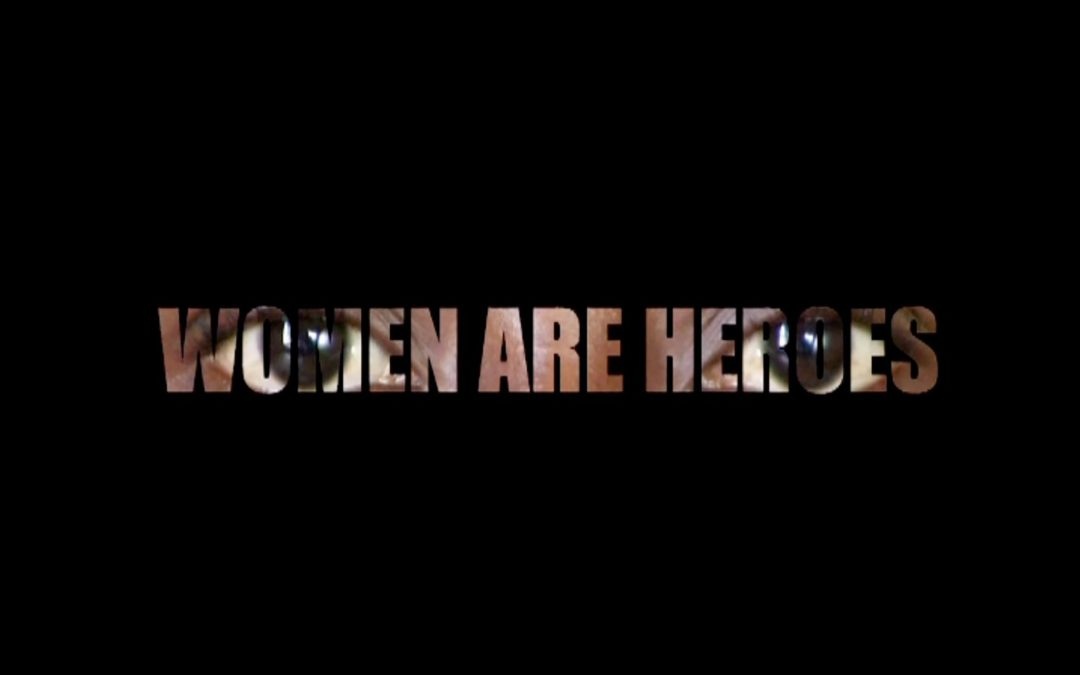 JR 'Women Are Heroes' Sierra Leone & Liberia