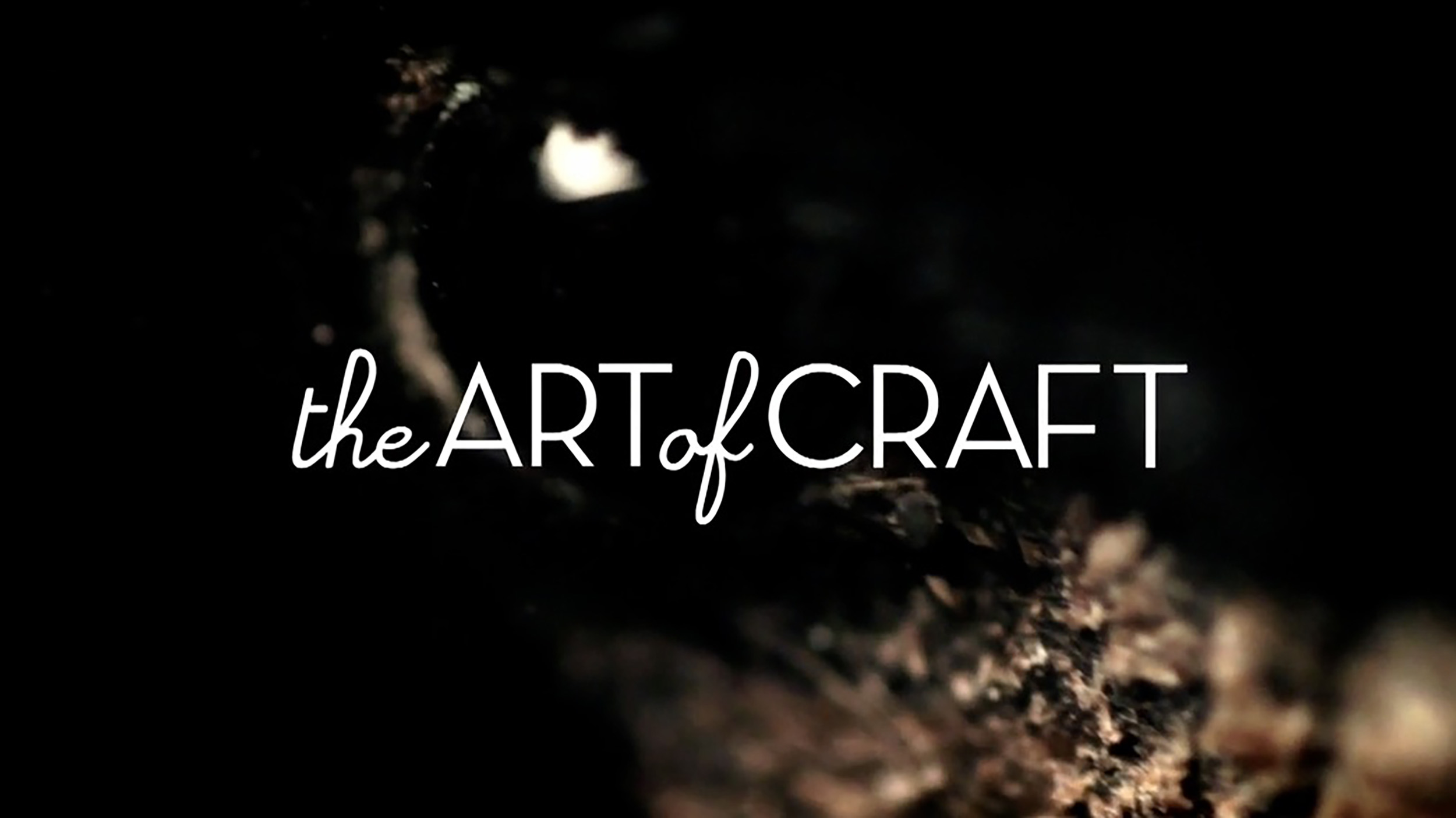 'The Art of Craft' Caroline Groves