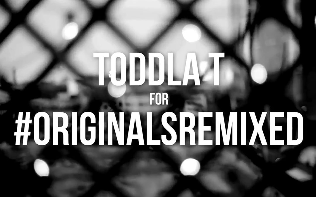 Clarks Originals Remixed – Toddla T