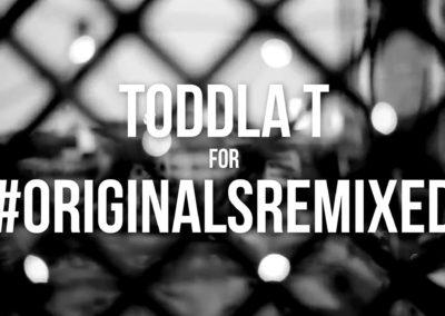 Clarks Originals Remixed – Toddla T