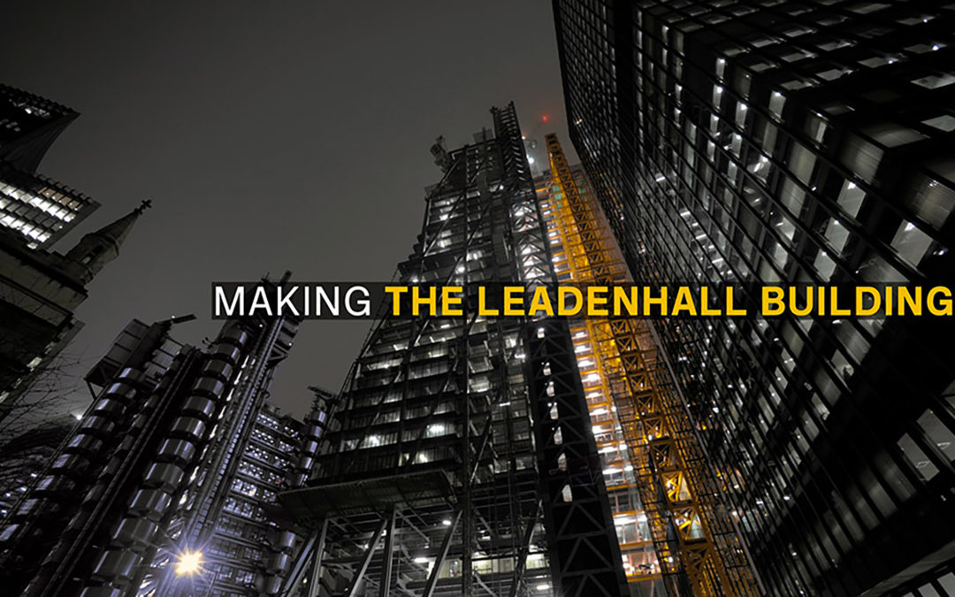 Making The Leadenhall Building