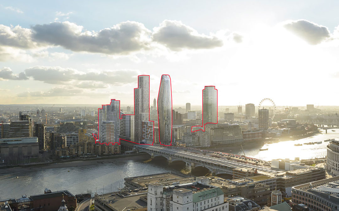 Panorama – Visualising the London skyline