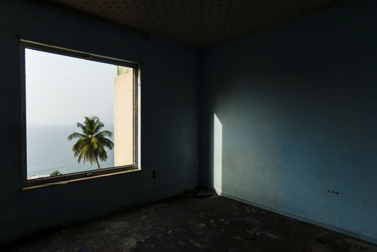 Nucor Palace Hotel, Morovia, Liberia by Dan Lowe